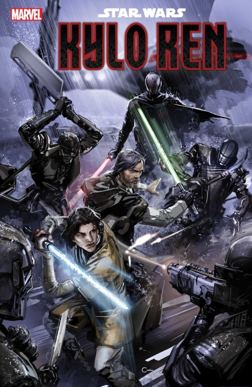 The Rise of Kylo Ren Issue 1 Cover