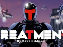 Dave Gibbons - Treatment
