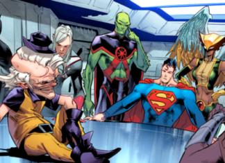 Jorge Jiménez - Justice League