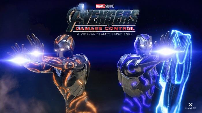 Avengers: Damage Control - Marvel VR
