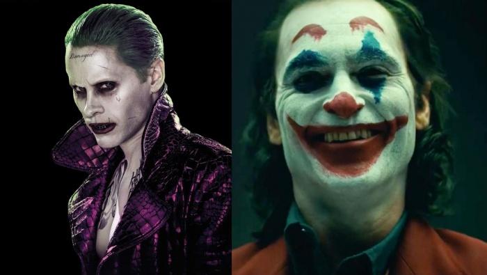 Joker - Jared Leto - Joaquin Phoenix