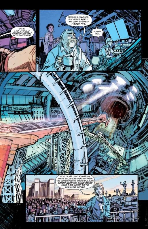 Chrononauts: Futureshock - página 04