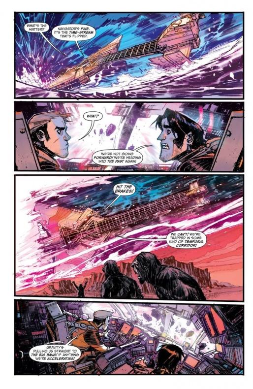 Chrononauts: Futureshock - página 08