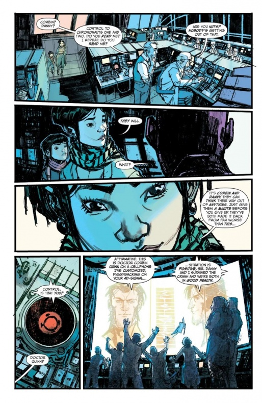 Chrononauts: Futureshock - página 10