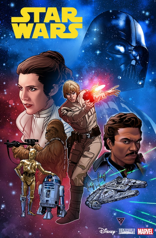star wars 2020 issue 1 cover