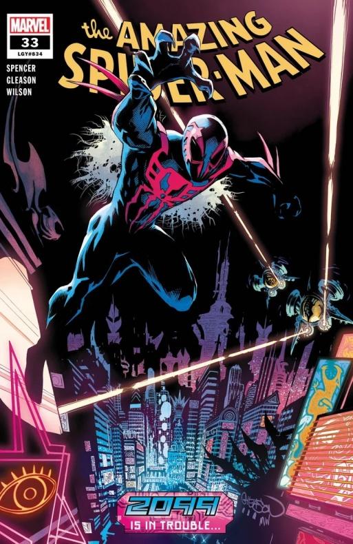 Amazing Spider Man 2099