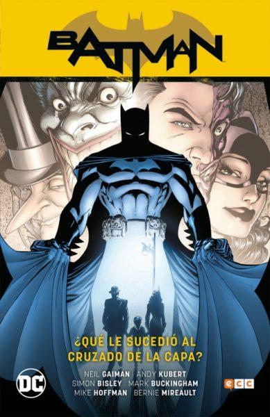 Batman Cruzado de la capa