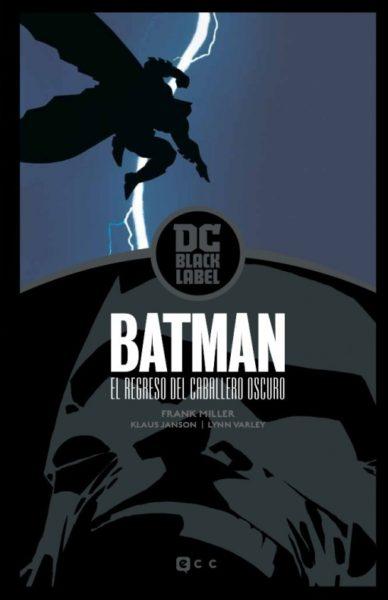 Batman El regreso del Caballero Oscuro