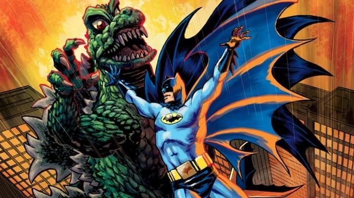 Batman contra Godzilla