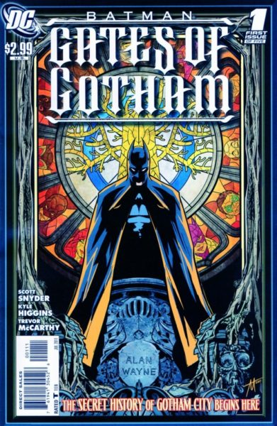 Batman Puertas de Gotham