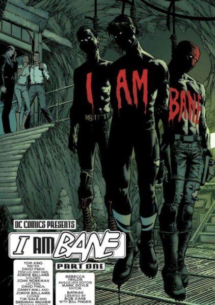 Batman de Tom King