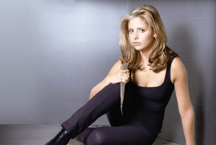 Buffy cazavampiros - Sarah Michelle Gellar