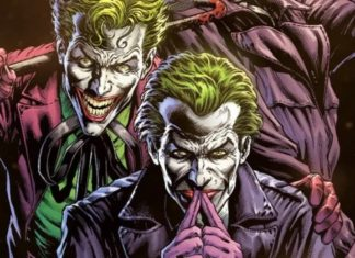 Jason Fabok - Batman: Three Jokers