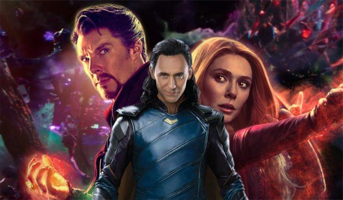 Loki - Doctor Strange