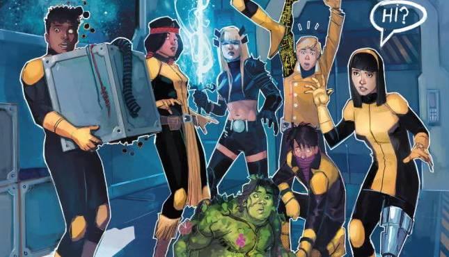 New Mutants - X-Corp