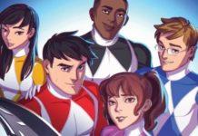Omega Rangers