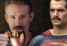 Ryan Reynolds - Henry Cavill