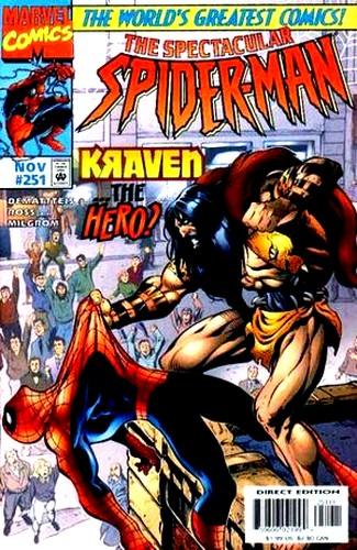 Spiderman - El alma del cazador