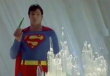 Superman - cristales de la Fortaleza de la Soledad