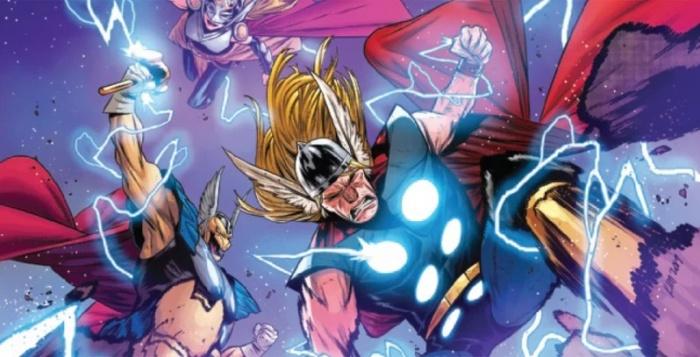 Mjolnir - Thor: The Worthy