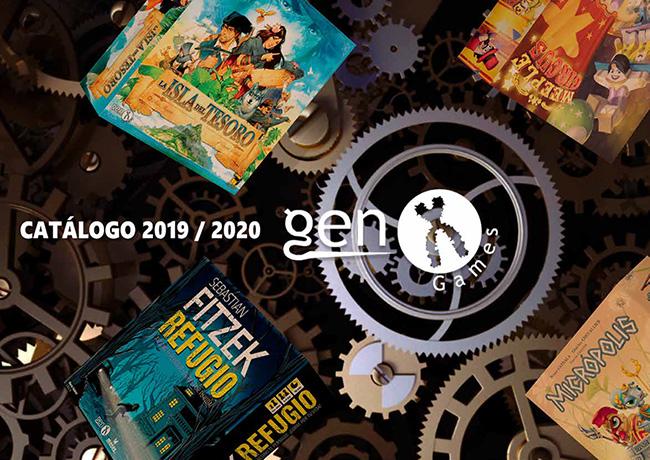catalogo genxgames 2019