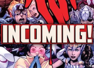 Marvel - Incoming!