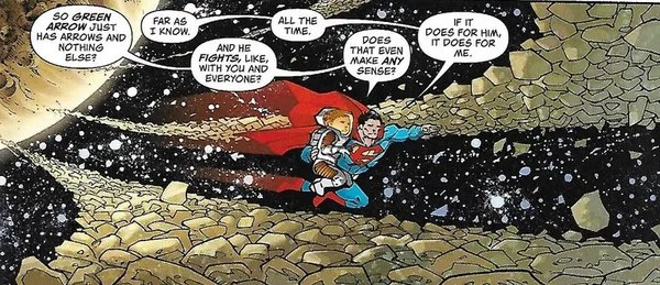 Superman: Up In The Sky #16 - 08