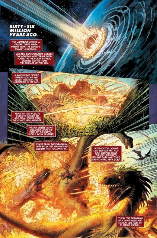Avengers #26 - el superhéroe más antiguo de Marvel Comics 01