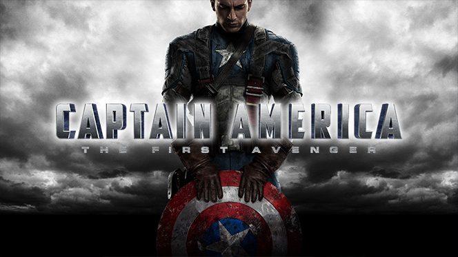 El Videoclub Capitan America El Primer Vengador