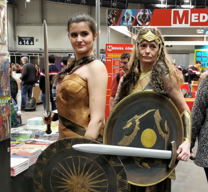 Heroes Comic Con Madrid 2019 26