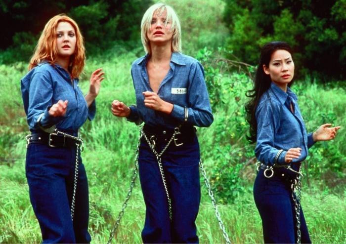 Los angeles de charlie 2000