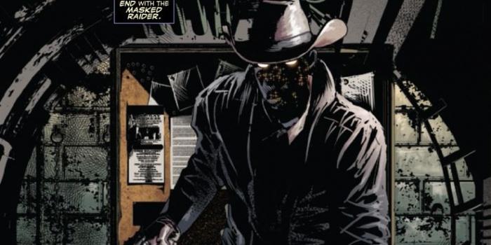 Marvel Comics 1000 Masked Raider
