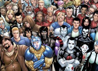 Personajes de Valiant