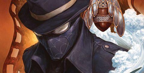 Spider Man Noir feature