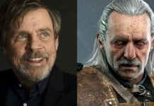 Mark Hamill - Vesemir