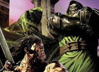 Doctor Doom - Savage Avengers