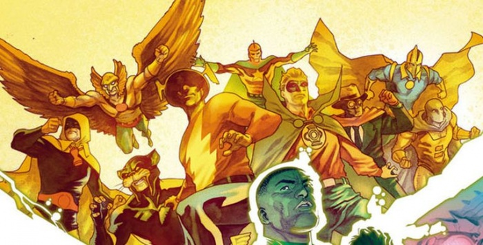 justice league 31 justice society of america header