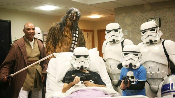 skynews star wars rowans hospice 4854773