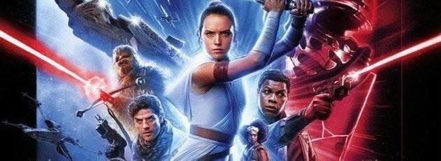star wars episodio ix ascenso skywalker poster internacional