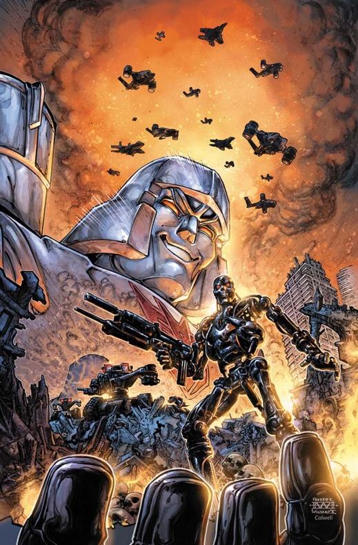 Transformers-Terminator variant