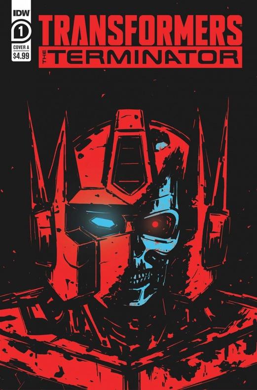 Transformers-Terminator cover