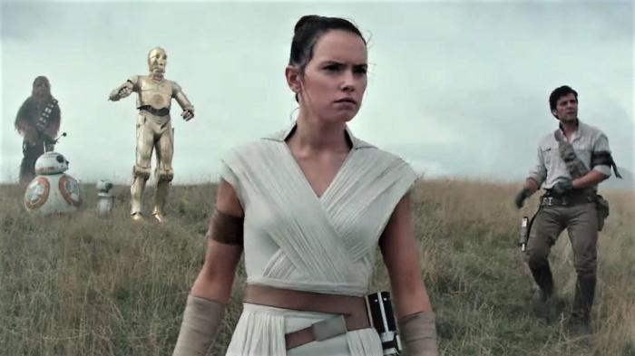 una imagen del trailer star wars the rise skywalker 1555179933024