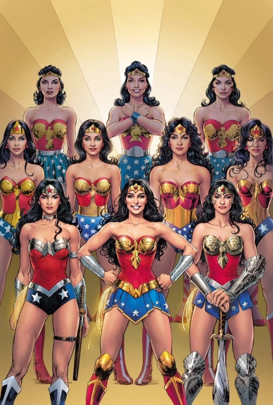wonder woman 750 nicola scott