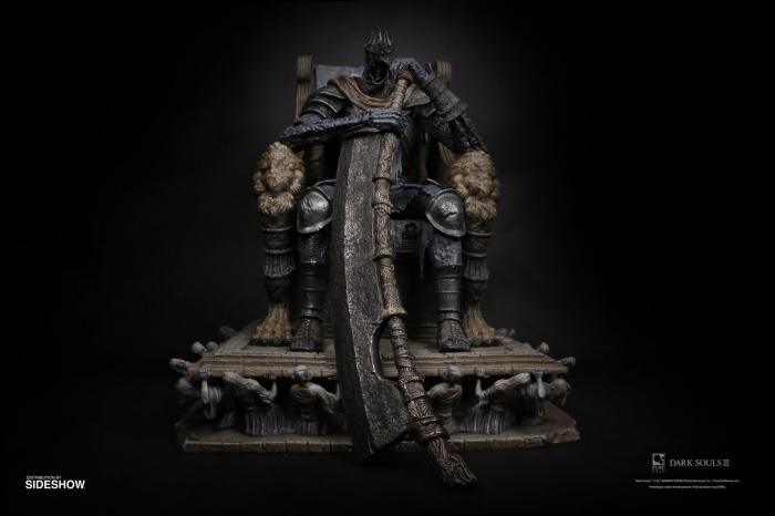 yhorm on throne dark souls gallery 5dfd00c960503