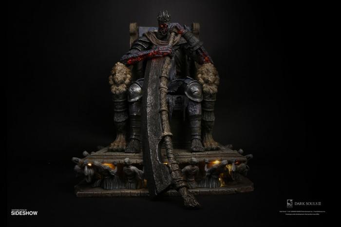 yhorm on throne dark souls gallery 5dfd00c9e95b6