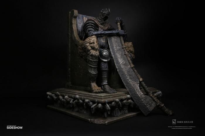 yhorm on throne dark souls gallery 5dfd00ca3b024