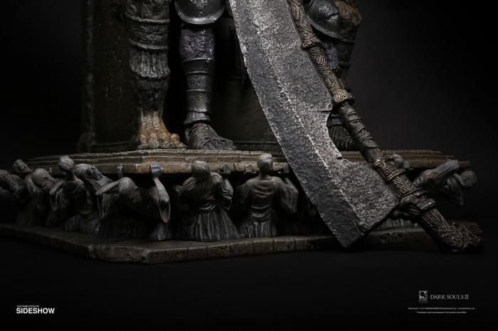 yhorm on throne dark souls gallery 5dfd00cb27702