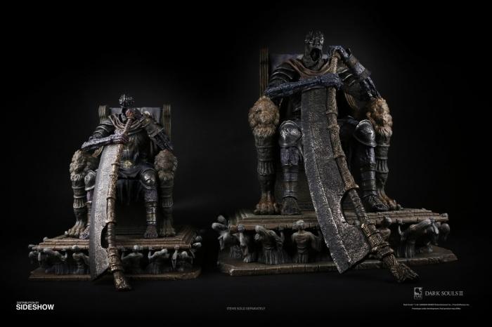 yhorm on throne dark souls gallery 5dfd64aa16ef7