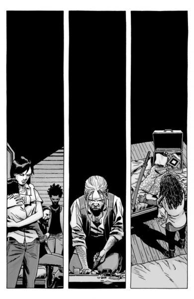 Los muertos vivientes 7