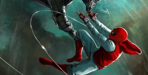 Spider Man Homecoming Steelbook Header